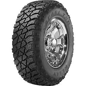 Kelly Safari Tsr 35x12 50r17 E 10pr Bsw 4 Tires
