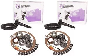 Jeep Cj Amc Model 20 Dana 30 3 73 Ring And Pinion Master Install Yukon Gear Pkg