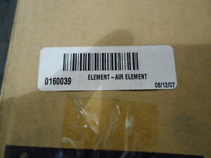 Wacker Parts 0160039 Element air Element
