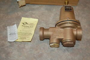 Cash Acme Pressure Reducing And Regulating Valve 10930 0045