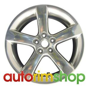 Pontiac Solstice 2006 2010 18 Factory Oem Wheel Rim Polished