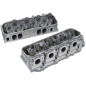 Summit 152125 Chevy 396 454 Bbc Cast Iron Rectangle Port Cylinder Head Sold Each