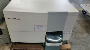 Bd Becton Dickinson Facscalibur Flow Cytometer For Parts
