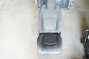 12 Chevy Traverse Driver Front Left Seat Bucket Air Bag Cloth Electric 14634