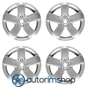 Pontiac Torrent 17 Oem Wheels Rims Set Chrome