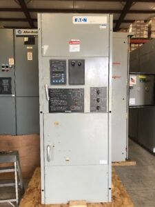 Eaton Automatic Transfer Switch 100 Amp 120 480 Volt 3 Phase 4 Wire