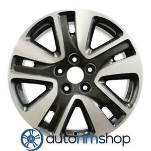 Honda Odyssey 2014 2015 2016 18 Factory Oem Wheel Rim Machined With Charcoal