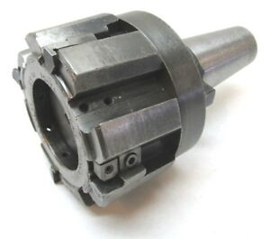 Valenite 4 Indexable Face Mill W Kwik Switch 300 Shank b 4 8r