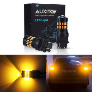 Auxito Turn Signal Light 48smd 3157a Led Bulbs For Ford F150 250 F350 Super Duty