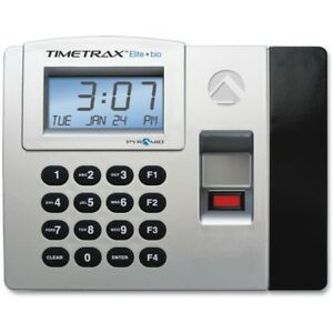 Pyramid Time Systems Elite Biometric Time attendance System Tteliteek