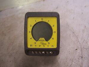 Federal Dei 74110 d Maxum Plus 3 4v Digital Indicator
