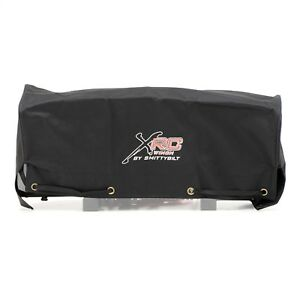Smittybilt 97281 99 Winch Cover Fits 8000 Lb To 12000 Lb Winches In Black