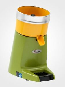 Santos 38 Original Green Colored Commercial Citrus Juicer Nsf 3 Squeezers