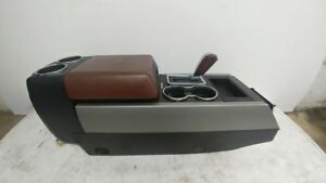11 14 Ford Expedition Console Floor Console King Ranch Center Console