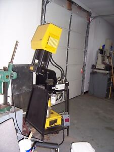 5ae84 Parker Hydraulic Cylinder Press