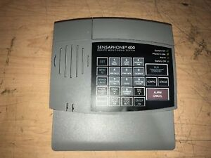 Sensaphone 400 Remote 4 channel Monitoring System Alarm Security