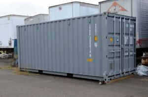 Sea And Land Container Double Door inv 38844