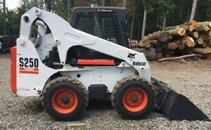 Bobcat S250 With Only 2638 Hours 2296