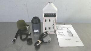 R153096 Quest 2800 Integrating Sound Level Meter With Calibrator