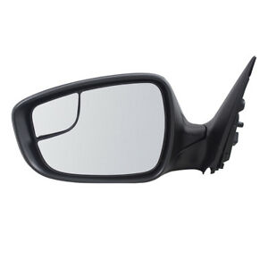 New Drivers Power Side Mirror Heated Blind Spot Glass For 12 16 Hyundai Veloster