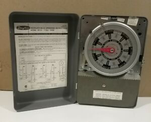 Dayton Time Switch 2e214 7 Day Timer Module Unused