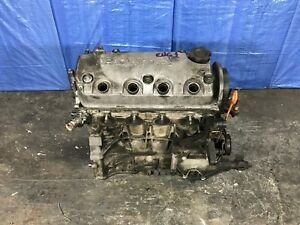 Oem 1996 2000 Honda Civic Ex Vtec D16y8 Engine Long Block Motor D16 D15 Sohc