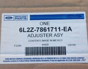 Adjuster Asy Seat Track