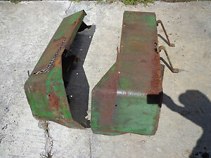 John Deere 5010 5020 6030 Battery Box And Toolbox