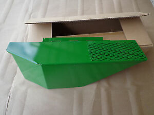 John Deere 60 620 630 70 720 730 Standard Toolbox Side And Top
