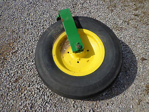 John Deere 730 720 70 630 620 60 A G Single Front Wheel