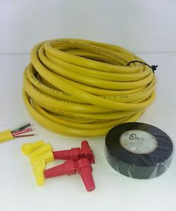 50 12 3 With Ground Indoor Electrical Wire Lead Free 8 Twist Conector