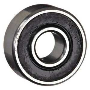 Radial Ball Bearing ball 0 5000 In Bore Skf R8zz
