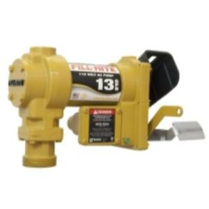 Tuthill Transfer Sd602g 115v Ac Pump With Manual Nozzle