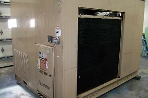 Curtis Since 1854 R s300 300 Hp Rotary Screw Air Compressor Warranty Year 2012