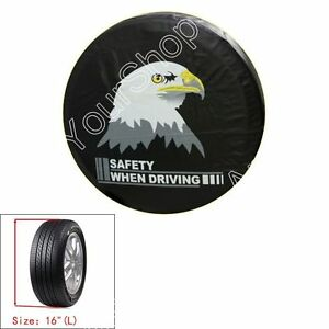 30 31 Spare Wheel Tire Cover Covers With Eagle Custom For All Suv Jeep Ue