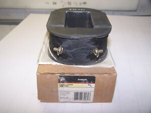 New Ge General Electric Replacement Motor Starter Coil 3021731