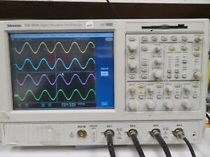 Tektronix Tds5054 500mhz 5gs s Oscilloscope Loaded Options Mz67