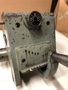 Clausing 5914 Or 5902 5903 5904 5912 5913 Lathe Q c Gear Box Reconditioned