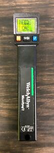 Welch Allyn Microtymp 2 Tympanometer 23640 Micro Tymp Handle