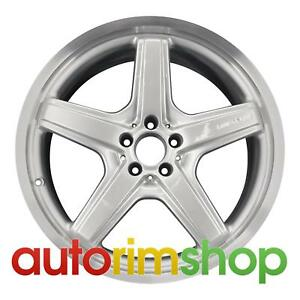 Mercedes Gl550 2008 2009 21 Factory Oem Amg Wheel Rim