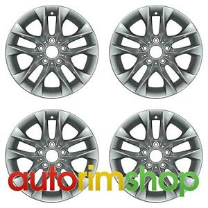 Bmw X1 2012 2015 17 Factory Oem Wheels Rims Set 36116861846