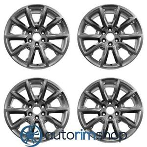Chevrolet Suburban Tahoe 2015 2018 22 Factory Oem Wheels Rims Set