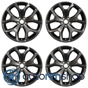 Dodge Challenger Charger 2009 2017 20 Factory Oem Wheels Rims Set Hyper