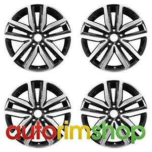 Volkswagen Jetta Gli 2012 2014 18 Factory Oem Wheels Rims Set
