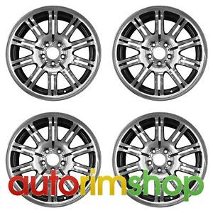 Bmw M3 2001 2006 19 Factory Oem Bmw Style 67 Staggered Wheels Rims Set