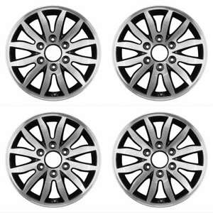 Kia Sedona 2006 2012 17 Factory Oem Wheels Rims Set