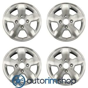 Honda Accord 2001 2002 15 Factory Oem Wheels Rims Set