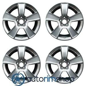 Ford Mustang 2006 2009 18 Factory Oem Wheels Rims Set 6r3z1007aa