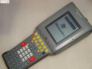 Lost Top Cover Psion Teklogix 7530 G2 Mobile Computer Barcode Scanner wince5 0