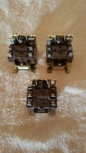 Hvac Time Delay Relays used 3pc Lot Sale Honeywell St82a 1155